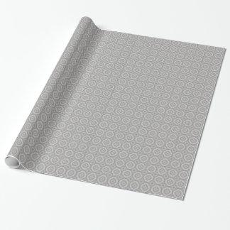 Papier Cadeau motif 8773Grey