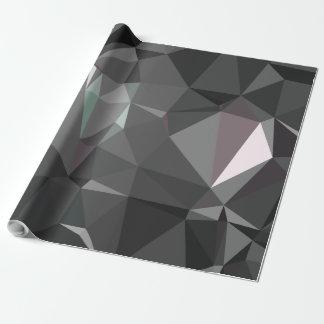 Papier Cadeau Motif géométrique abstrait moderne - chevalier en