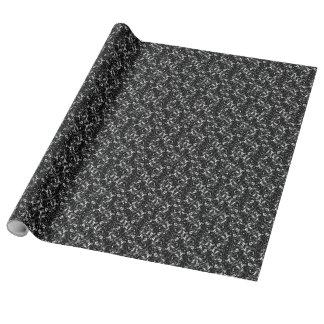 Papier Cadeau motif vintage