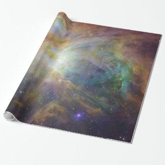 Papier Cadeau Nébuleuse d'Orion