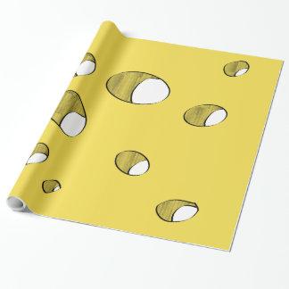 Papier Cadeau Papier de fromage