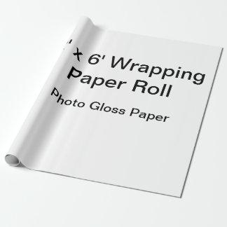 """Papier Cadeau Papier d'emballage (30"""" x 6' petit pain, papier"""