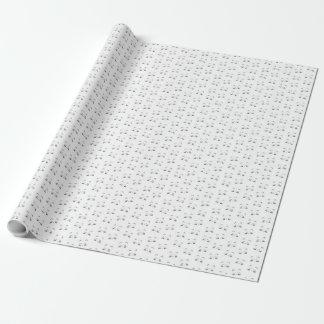 """Papier Cadeau Papier d'emballage brillant, 30"""" x 15'"""