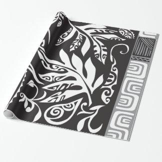 """Papier Cadeau Papier d'emballage brillant de Tatou, 30"""" x6"""