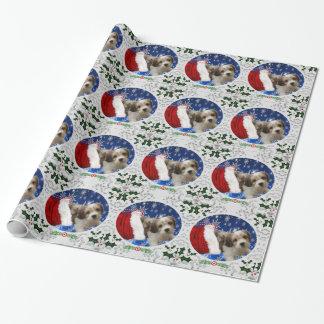 Papier Cadeau Papier d'emballage de Cavachon, Noël