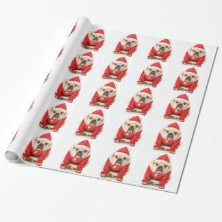 Papier Cadeau Papier d'emballage de joie de Zelda Père Noël