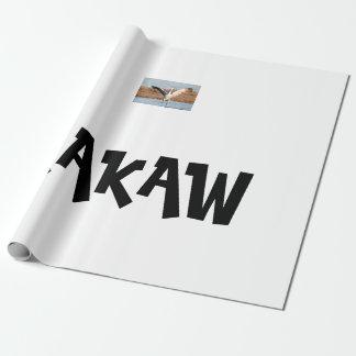 Papier Cadeau Papier d'emballage de KAKAW
