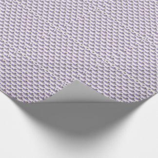 Papier Cadeau Papier d'emballage de logo de NEBTR