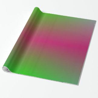 Papier Cadeau Papier d'emballage de nuages colorés de plasma