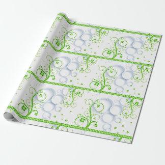 Papier Cadeau Papier d'emballage élégant