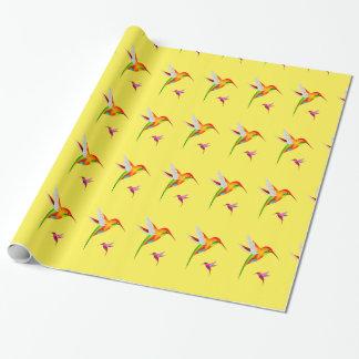 Papier Cadeau Papier lumineux d'emballage cadeau d'asile de