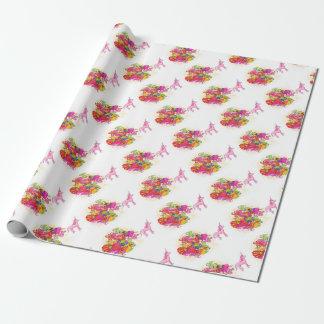 Papier Cadeau Pet de licorne