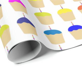 Papier Cadeau Petit gâteau