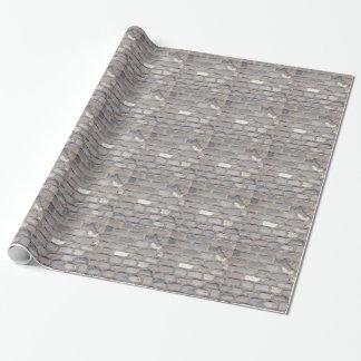 Papier Cadeau pierres de pavé