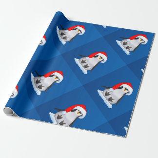 Papier Cadeau Pingouin de bébé