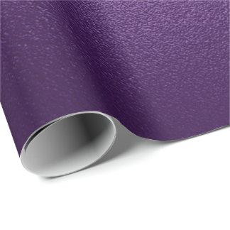 Papier Cadeau Raisin en verre pourpre ultra-violet d'aubergine