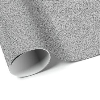 Papier Cadeau Regard gris d'Ultrasuede