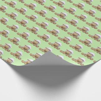 Papier Cadeau Rôle de boit brebis crochet de tons pâtisserie