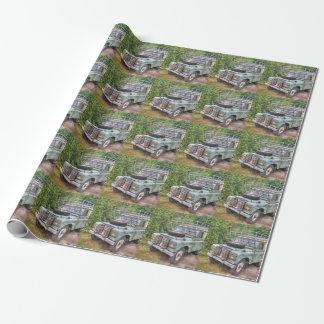Papier Cadeau Série III 109 de Land Rover
