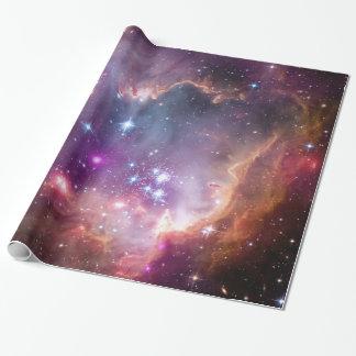 """Papier Cadeau Sous la """"aile"""" du petit nuage de Magellanic"""