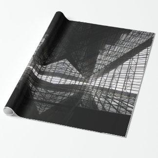 Papier Cadeau Style architectural : Houston