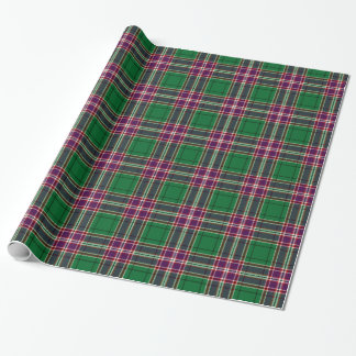 Papier Cadeau Tartan de chasse de MacFarlane de clan