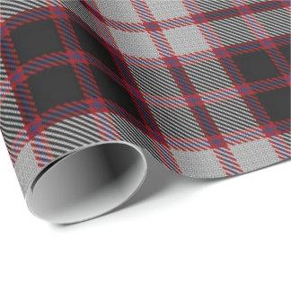 Papier Cadeau Tartan d'écossais de MacPherson de clan