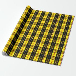 Papier Cadeau Tartan écossais de clan de MacLeod