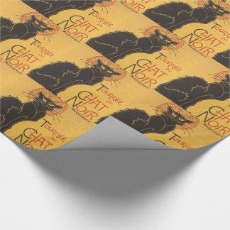 Papier Cadeau Tournée du Chat Noir de La