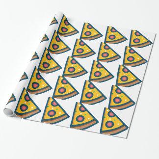 Papier Cadeau Tranche de pizza