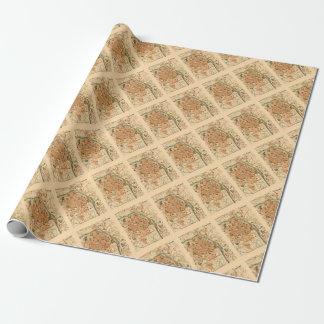 Papier Cadeau valencia1904