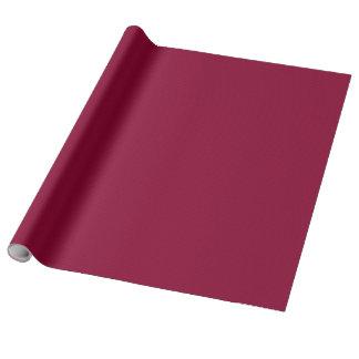 Papier Cadeau Vin rouge profond de Bourgogne