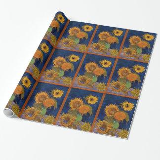 Papier Cadeau Vincent van Gogh six beaux-arts GalleryHD de