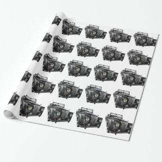 Papier Cadeau Voiture automatique de classique d'Oldtimer