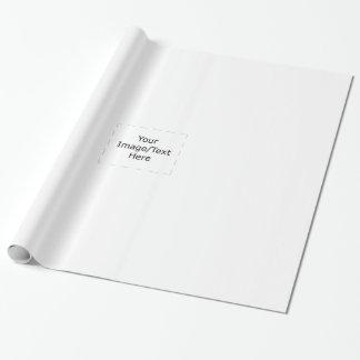 Papier Cadeau Votre papier d'emballage fait sur commande