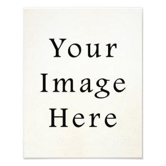 Papier d'affiche personnalisé par copie de photo