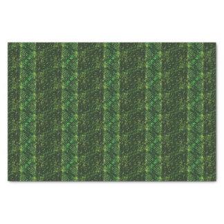 Papier de soie de soie abstrait de feuille