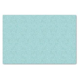 Papier de soie de soie bleu de parties