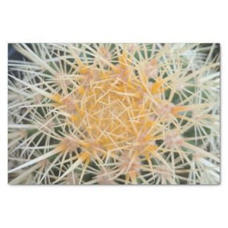 Papier de soie de soie de cactus