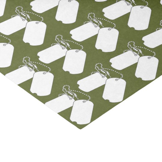 Papier de soie de soie de Chien-Étiquettes de