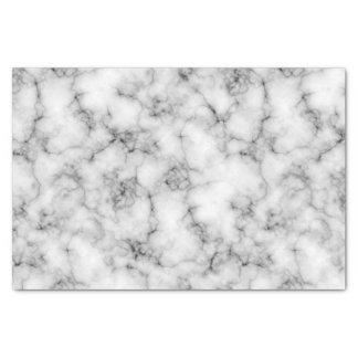 Papier de soie de soie en pierre de marbre