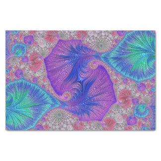 Papier de soie de soie--Kaléidoscope