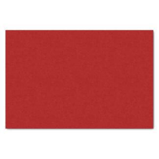 Papier de soie de soie rouge foncé d'Apple de