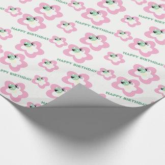 """Papier d'emballage brillant, 30"""" x 6' papier cadeau"""