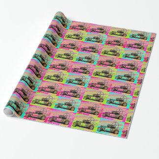 Papier d'emballage de Rod de rat Papier Cadeau