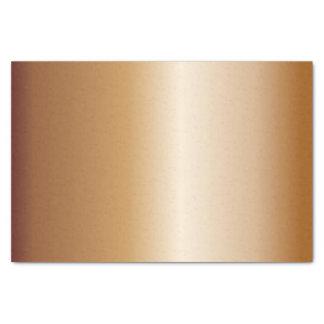 Papier Mousseline Bells de cuivre métalliques