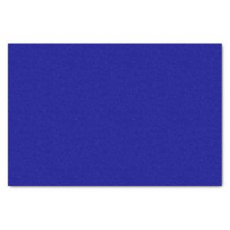 Papier Mousseline Bleu-foncé