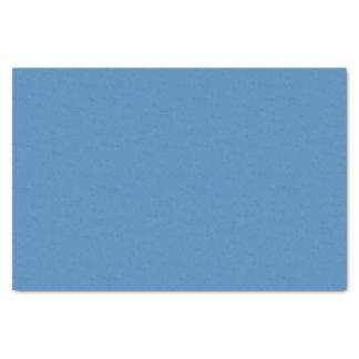 Papier Mousseline Bleu moyen d'hiver de coupe-circuit de bonhomme de