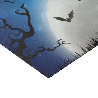 Papier Mousseline Ciel nocturne éffrayant de Halloween