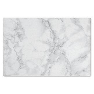 Papier Mousseline Conception de marbre grise